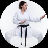Uzonyi Nóra - karate