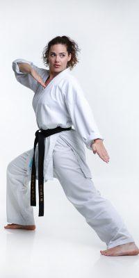 karate - gerincvédelem