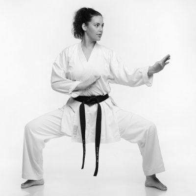 Uzonyi Nóra karate